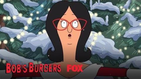 Linda Sings About Her Christmas Dream Season 8 Ep. 6 BOB'S BURGERS