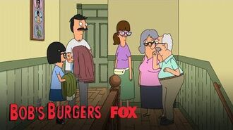 Bob Gets Stuck With Linda's Parents Season 10 Ep. 10 BOB'S BURGERS