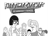 Fast Time Capsules at Wagstaff School
