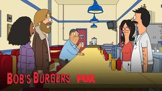 Maya & Becket invite Bob & Linda Over Season 10 Ep. 7 BOB'S BURGERS