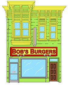 Bob's Burgers Restaurant