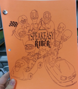 Speakeasy Rider