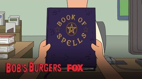 Tina Is Given A Book Of Spells Season 7 Ep