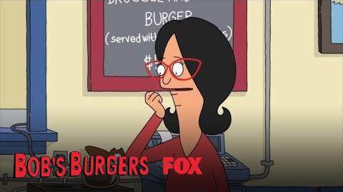 Linda Tells Teddy About Her New Friend Season 9 Ep. 11 BOB'S BURGERS