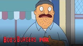 Teddy Comes To The Shop Acting Odd Season 10 Ep. 11 BOB'S BURGERS
