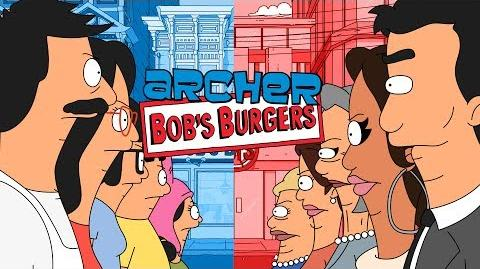 """Archer Bob's Burgers - """"I Had Something For This Burger""""-0"""