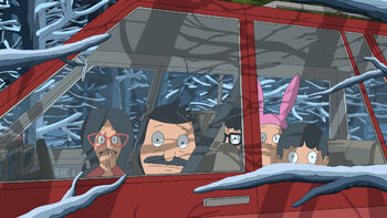 Christmas in the Car | Bob's Burgers Wiki | FANDOM powered