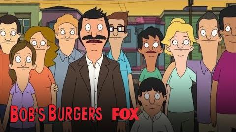 Bob & Gene Go To A Trapeze Park Season 8 Ep. 8 BOB'S BURGERS