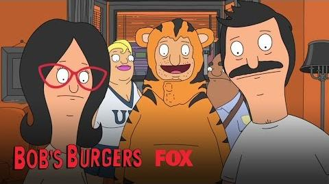 Black And Orange Party Season 3 BOB'S BURGERS