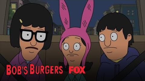 Bob, Linda & The Kids Go On A Valentine Date Season 9 Ep. 13 BOB'S BURGERS