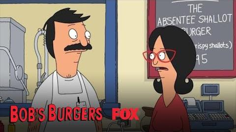 Teddy Tells Bob & Linda About The Paper Airplane Contest Season 9 Ep. 5 BOB'S BURGERS-0