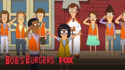 Tina's Future As A Hall Monitor Season 5 Ep