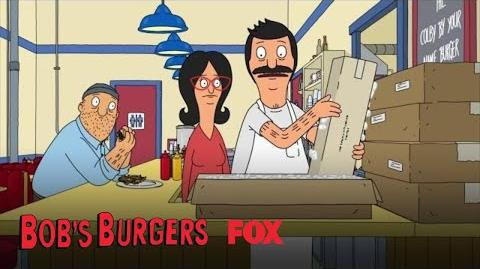 Bob Ordered Five Coat Racks Online Season 9 Ep. 9 BOB'S BURGERS