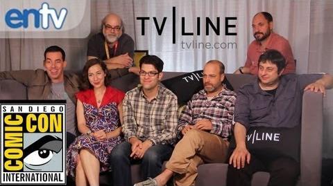 """""""Bob's Burgers"""" Cast Talk Season 3, Jon Hamm, Zach Galafianakis & Talking Toilets at Comic Con"""