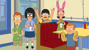The Itty Bitty Ditty Committee Bob S Burgers Wiki Fandom Powered By Wikia