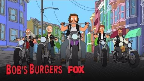 Earsy Rider Trailer Season 3 BOB'S BURGERS