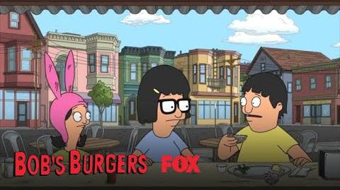 The Kids Hit Up The Oyster Bar Season 9 Ep. 17 BOB'S BURGERS