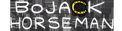 Bojack-wordmark