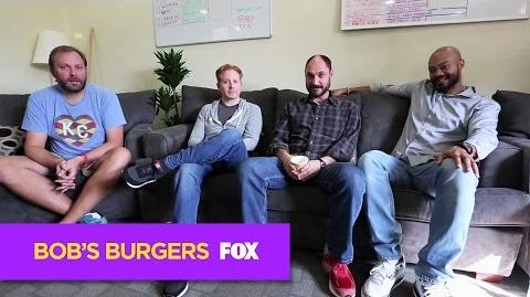 BOB'S BURGERS BOB'S BURGERS Live Episode 2 ANIMATION on FOX