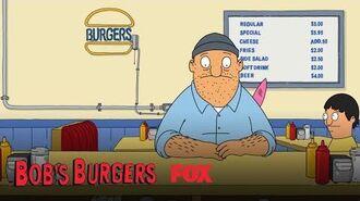 Louise Gives Teddy A Pep Talk Season 10 Ep. 19 BOB'S BURGERS
