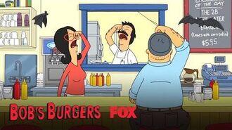 Linda Shows Bob How To Clean His Ears Season 10 Ep. 4 BOB'S BURGERS