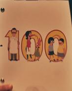 100th Episode Script Cover