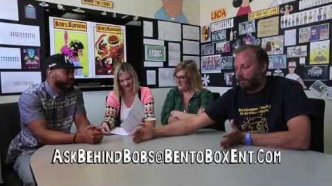 BOB'S BURGERS Behind BOB'S BURGERS Live Episode 9