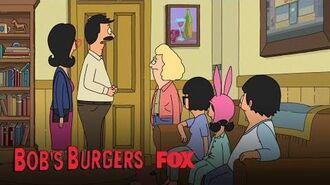 Jen Comes Over To Babysit Season 10 Ep. 7 BOB'S BURGERS