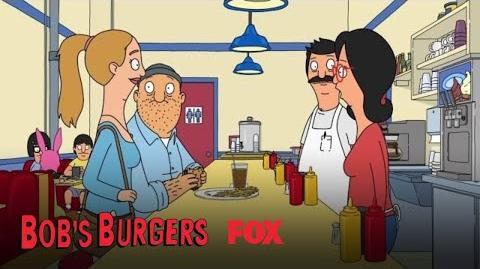 Angie Visits The Restaurant To Sell Her Oils Season 9 Ep. 11 BOB'S BURGERS