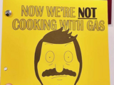 Now We're Not Cooking with Gas