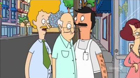 Bobs Burgers - Human Flesh, Right This Way