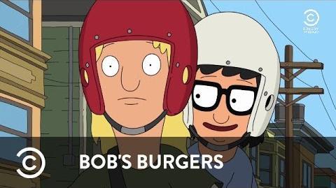 Delivery Ride Bob's Burgers