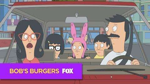 "BOB'S BURGERS Good Kids Eat Cotton, Bad Kids Eat Notton from ""The Runway Club"" ANIMATION on FOX"