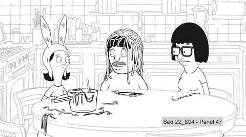"Bob's Burgers ""The Frond Files"" Animatic Clip"