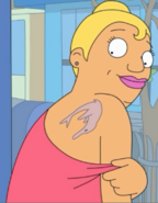 Gretchen Tattoo