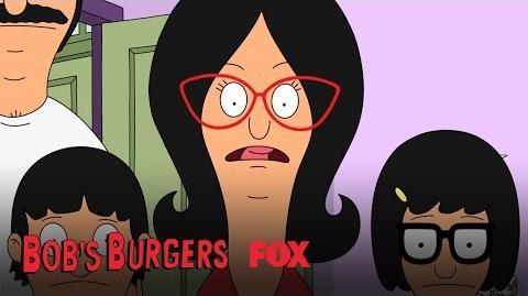 Louise Throws Her Medicine Across The Room Season 7 Ep. 1 BOB'S BURGERS