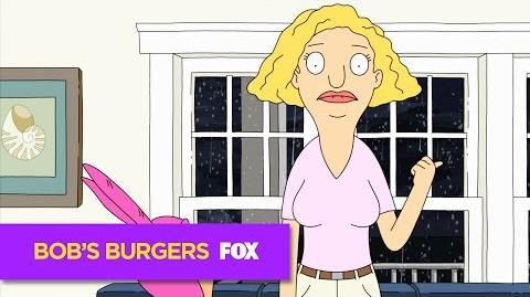"BOB'S BURGERS Pain Reliever from ""Housetrap"" ANIMATION on FOX"