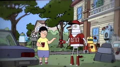 Bob's Burgers Robot College