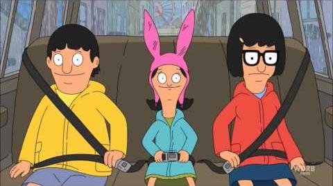 Bob's Burgers - Buckle It Up