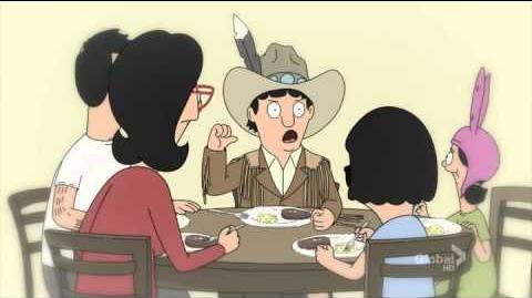 """Gene Belcher - """"This is me now!"""""""