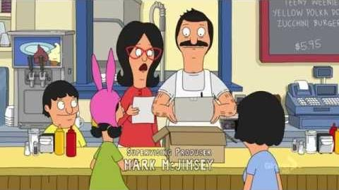 "Bob's Burgers - S03E03 - ""Bob Fires the Kids"" Opening Clip"