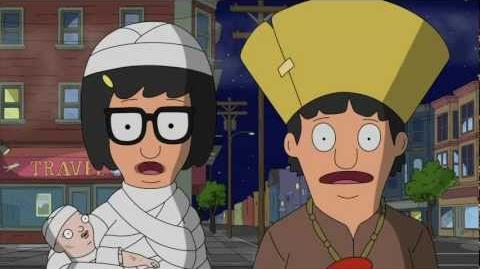 """BOB'S BURGERS - Rich People Are Better At Halloween from """"Full Bars"""""""