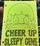 Kopf hoch, Schlafmütze Gene/Galerie