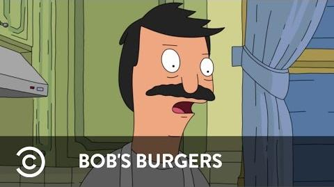 Turkey Man Bob's Burgers