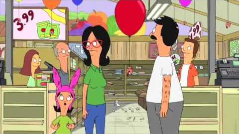 Linda-pendent Woman Trailer BOB'S BURGERS Animation on FOX HD
