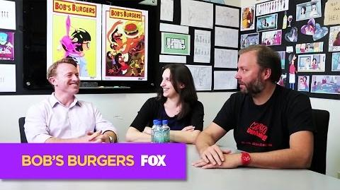 BOB'S BURGERS Behind BOB'S BURGERS Live Episode 8 ANIMATION on FOX