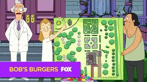"BOB'S BURGERS Water Balloon Fight from ""The Oeder Games"" ANIMATION on FOX"