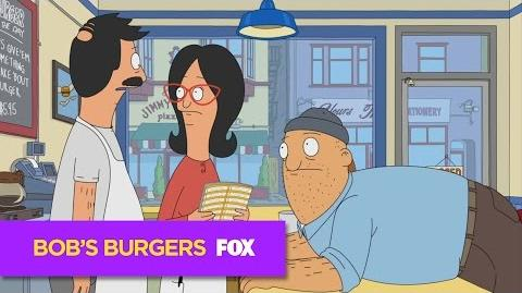 "BOB'S BURGERS Turtle Camp from ""The Runway Club"" ANIMATION on FOX"