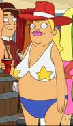 Gretchen Cowgirl