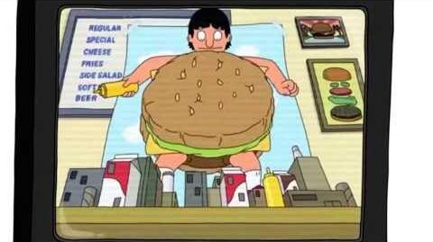 The Super Bowl Commercial (Belcher Family Version) BOB'S BURGERS ANIMATION on FOX